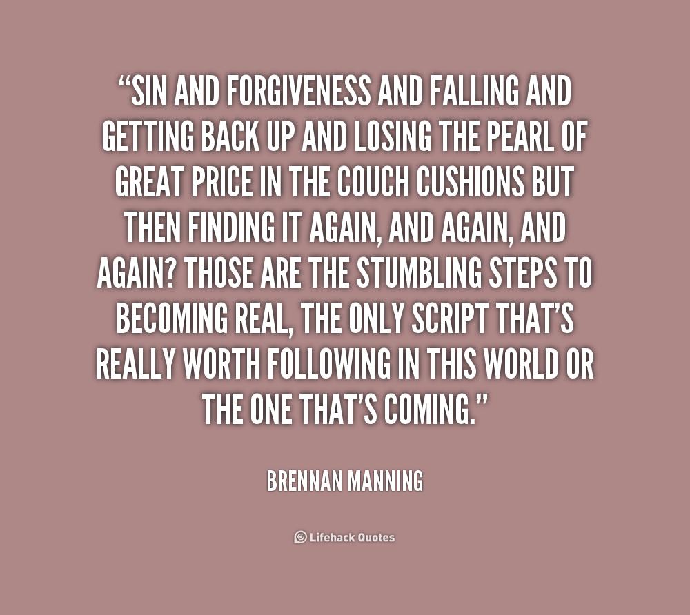brennan manning Quotes