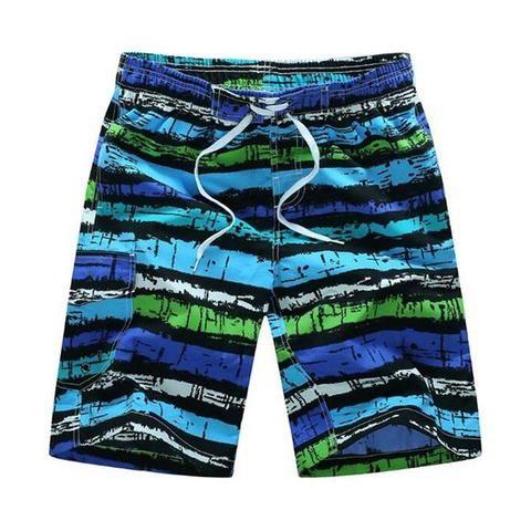 55646df0d9 2017 New Arrival Summer Swimwear Men Shorts Bermuda Surf Swim Man Shorts Men  Quick Dry Beach Boardshorts Zwemshort Heren M-3XL