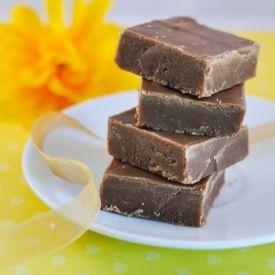 Bournvita/Cocoa Fudge