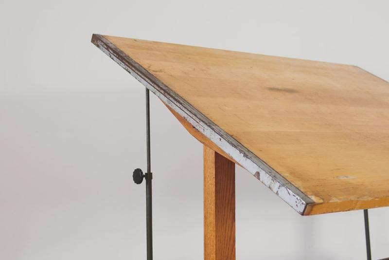 Vintage Mayline Drafting Table | Vintage drafting table ...