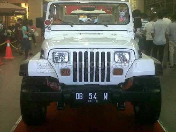 Jeep Cj7 Full Body Wrangler