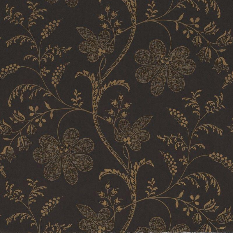 Bedford Square Ebony Gold Bedford Square Gold Wallpaper Wallpaper