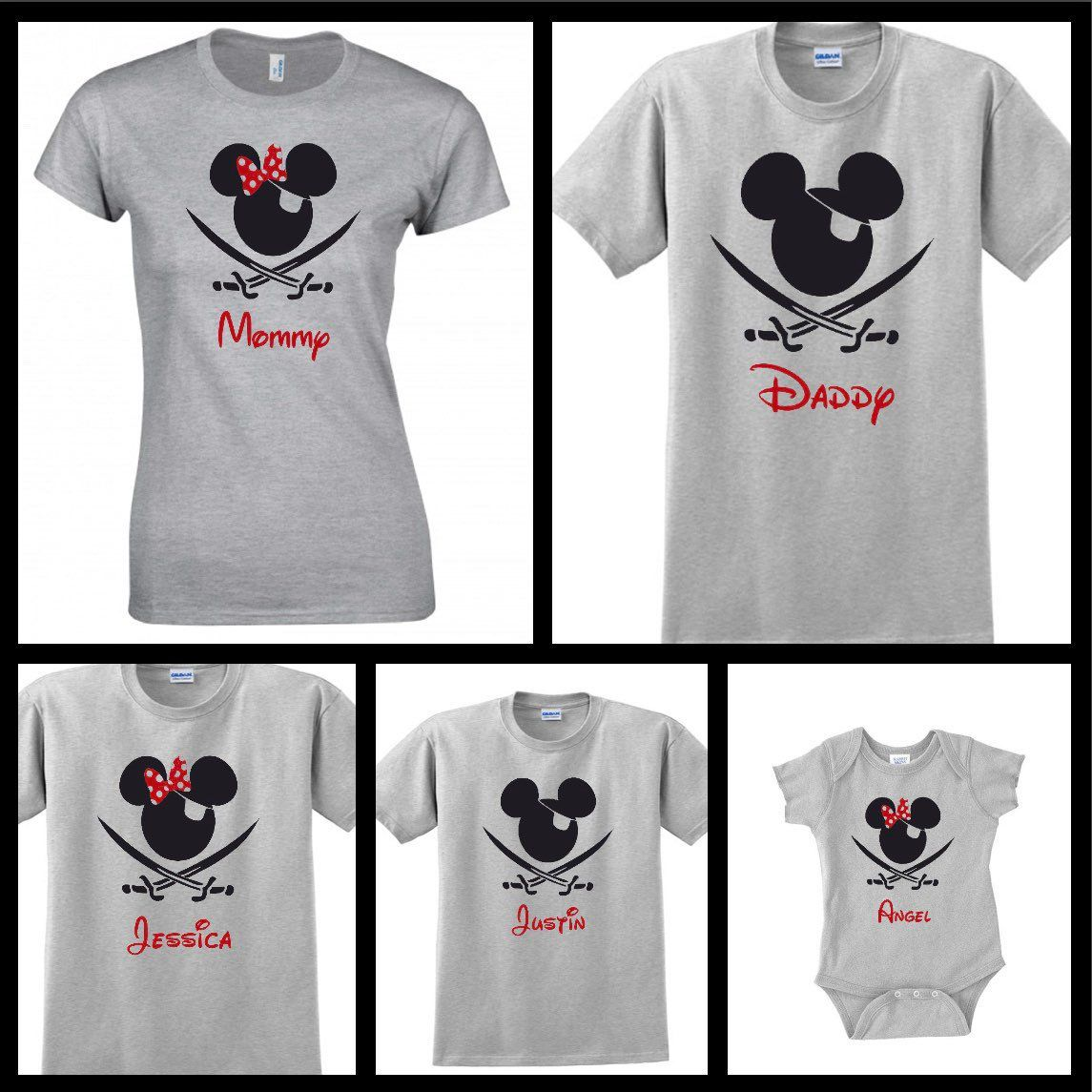 e63d1c4201 Disney Pirate Shirt