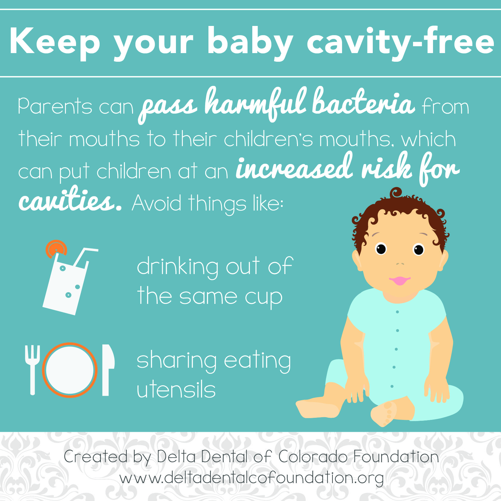 Keep your baby cavity-free. Canyon Ridge Pediatric Dentistry, Parker ...