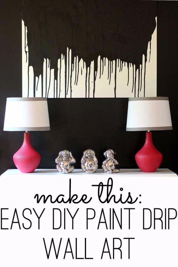 76 Brilliant DIY Wall Art Ideas for