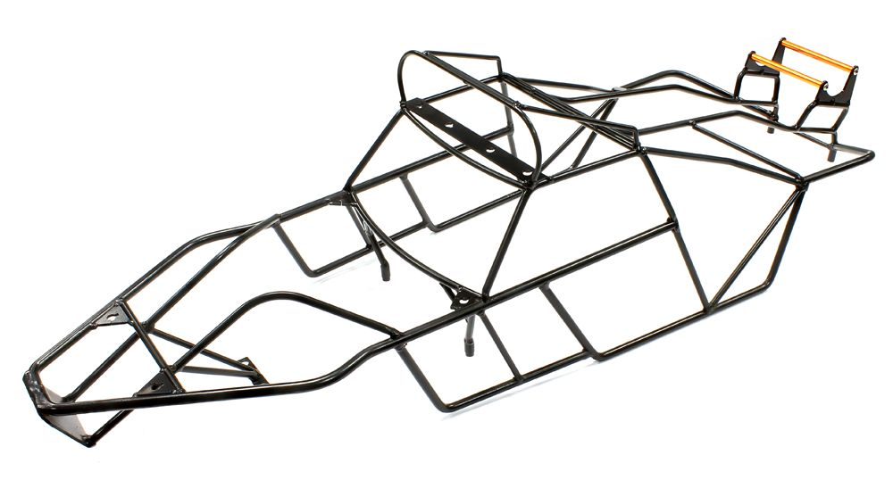 Type Iii Steel Roll Cage For Hpi Baja 5b 5b2 0