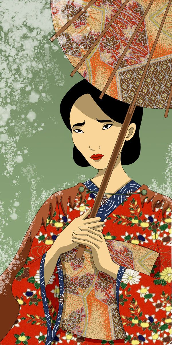 Traditional Japanese Paintings | Traditional Japanese ...