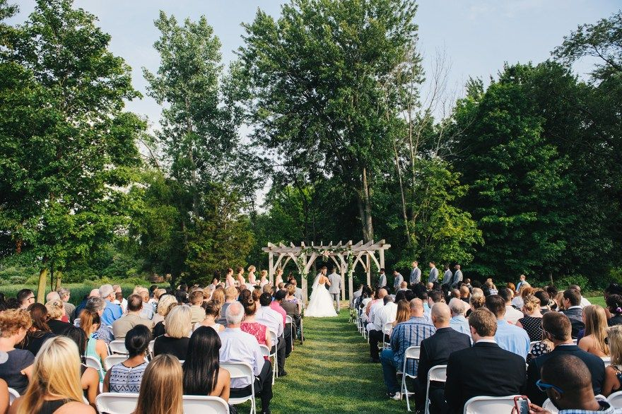 Best Venue In West Michigan Perfect For A Laid Back Summer Wedding