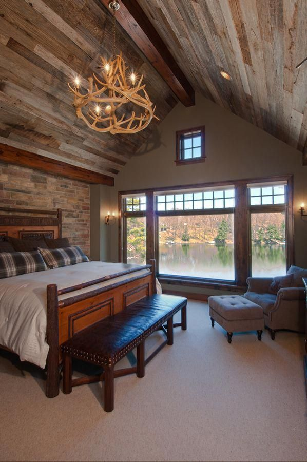Old Wood Wall Paneling: Antique Chestnut Reclaimed Wood Paneling Is A Timeless