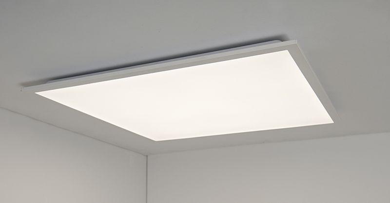 Ksr 600x600 Led Backlit Flat Panel Light Led Lighting Solutions Led Commercial Lighting Led Exterior Lighting
