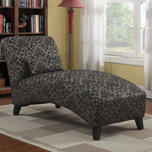 Chaise Lounge Chairs For Bedroom Contemporary Sleek Living