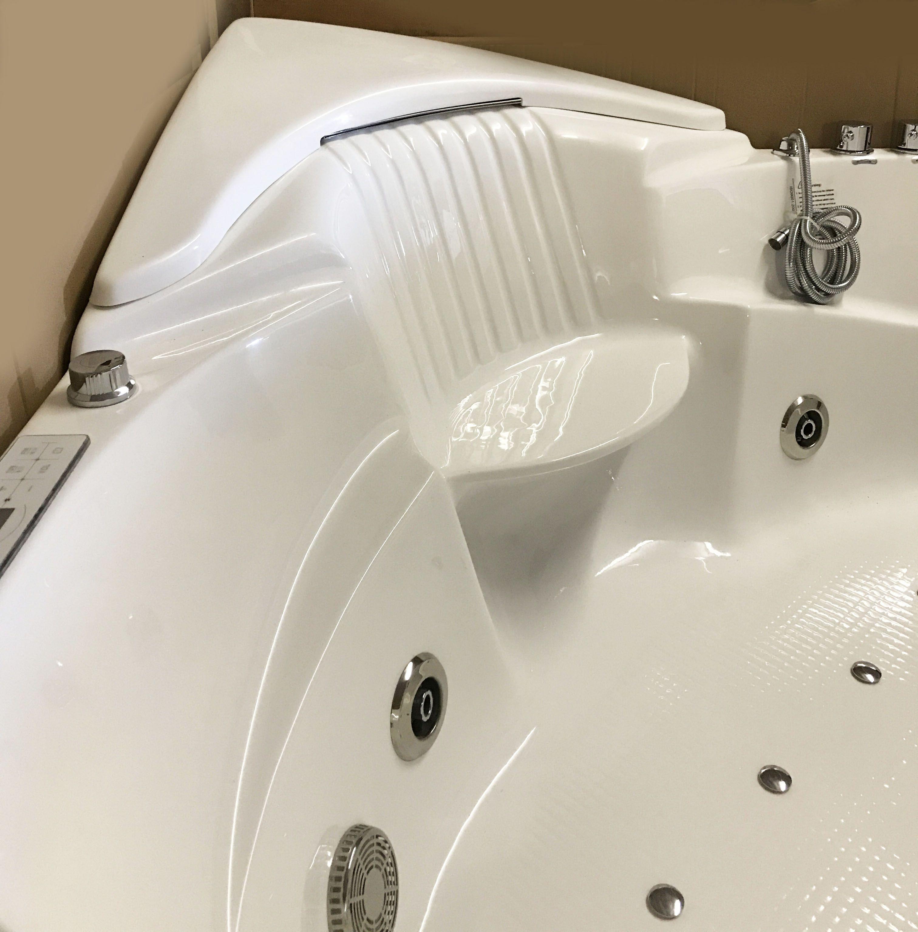 Corner Air Jet Tub 2 Person Bathtub Home Design Ideas Discount