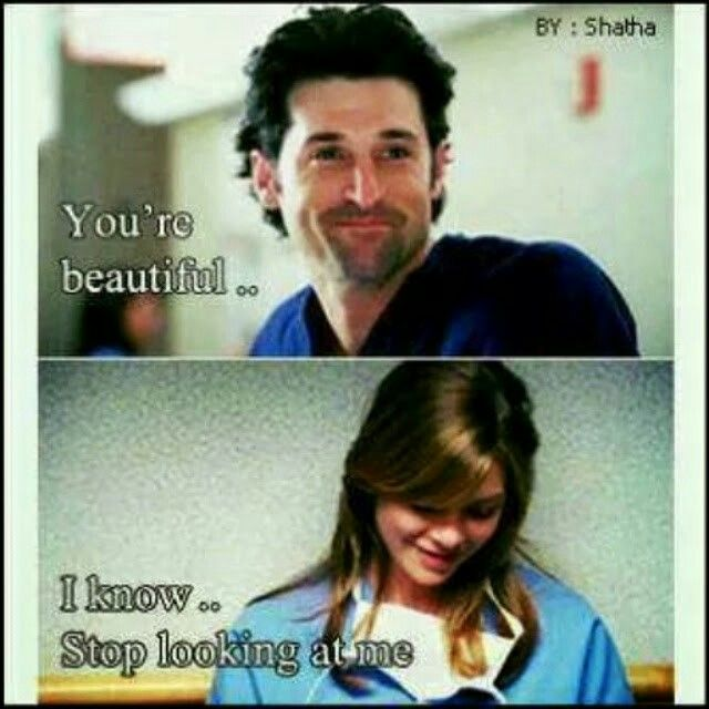 Grey anatomy
