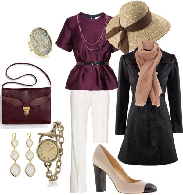 """Classy looking"" by belleblue1 on Polyvore"