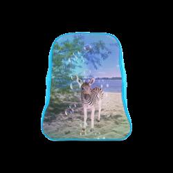 Little cute zebra School Backpack/Large (Model 1601)