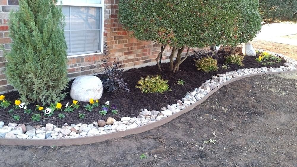 More Click White Marble Rock For Landscaping Chips