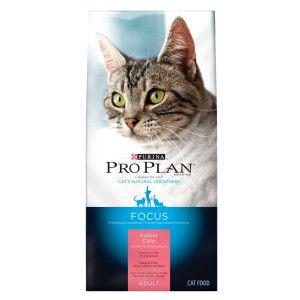 Purina Pro Plan Focus Indoor Care Adult Cat Food Cat Food Purina Pro Plan Dry Cat Food