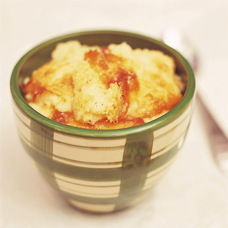 Baked Cheese Grits Recipe - Cook's Country