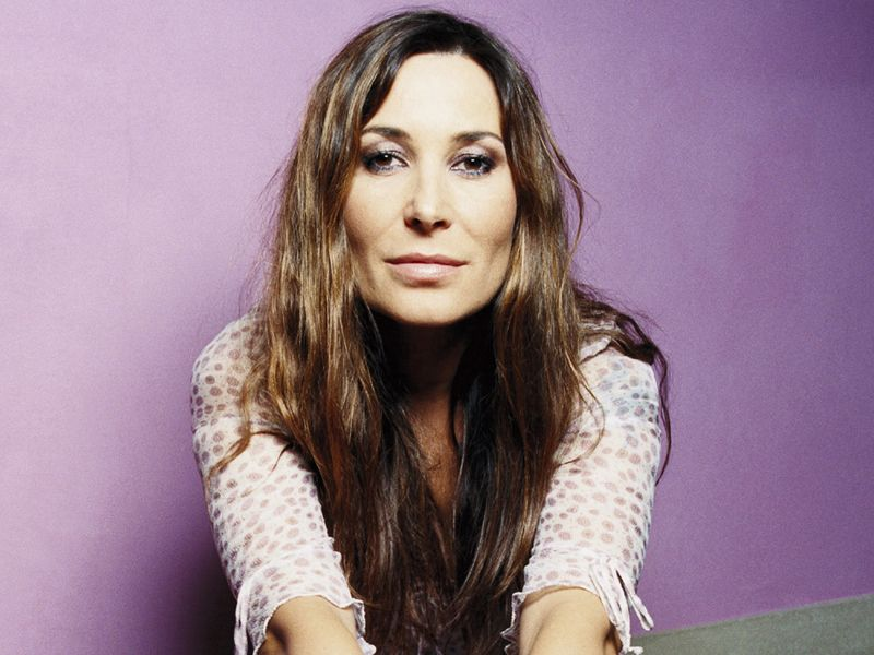 Zazie French Singer Songwriter And Former Fashion Model Learn
