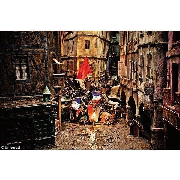 Vive la Revolution West End smash hit Les Miserables hits the big... ❤ liked on Polyvore