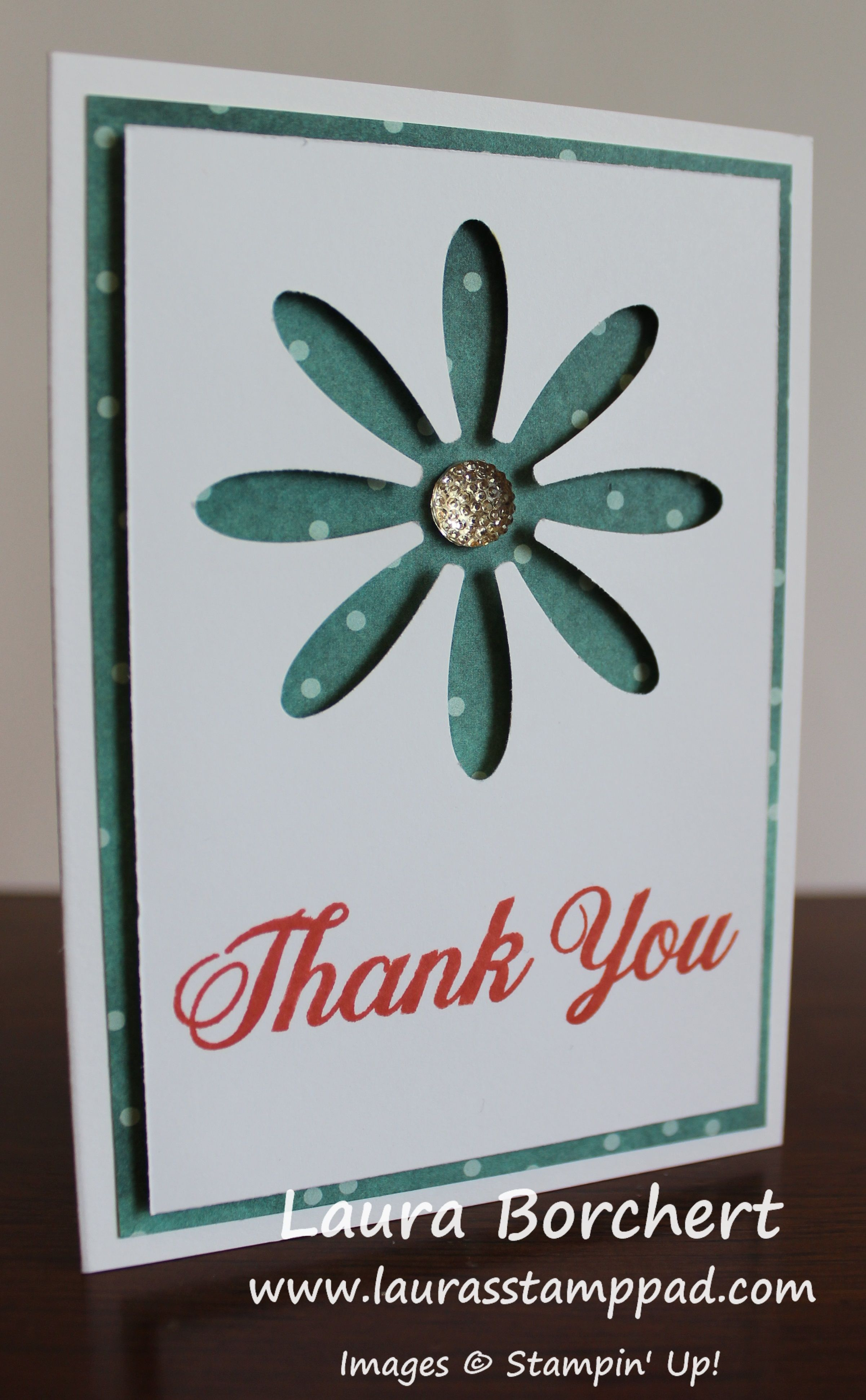 How To Create A Two In One Daisy Card Stamping Up Cards