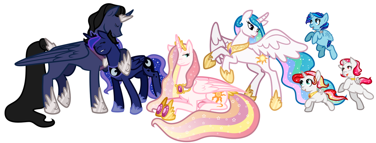 Royal Family Portrait By Alexkingofthedamned On Deviantart Things