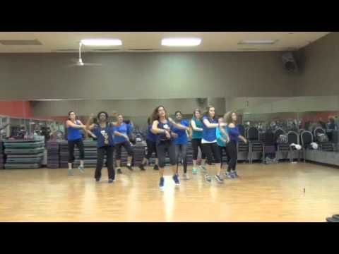 """Live it Up"", JLO (feat. Pitbull), Choreo by Natalie Haskell for Dance F..."