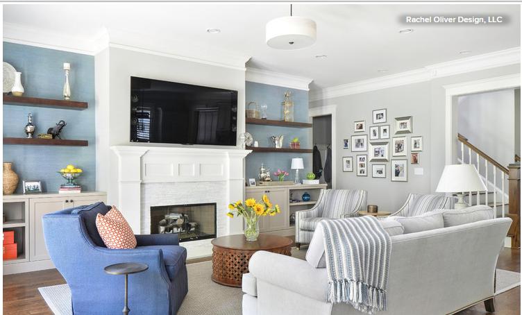 2 Fresh-Looking Living Rooms