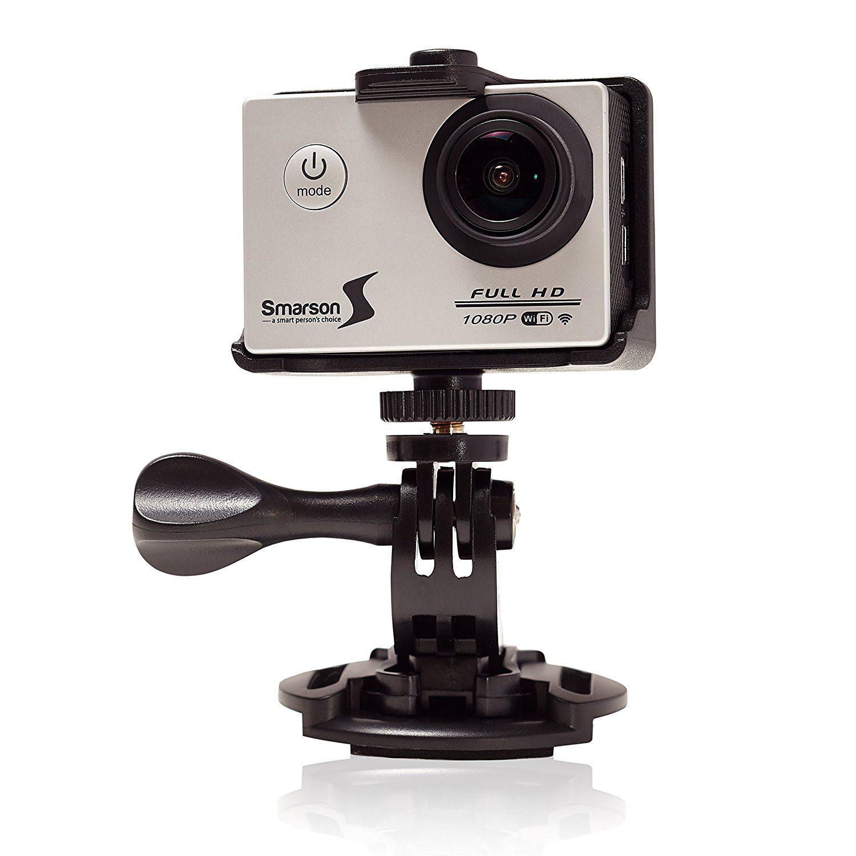 Smarson WIFI HD Digital Action Sports Camera, 12 MP 1080P