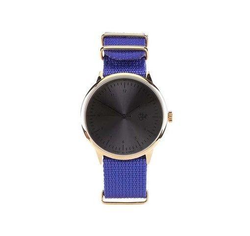 Modré dámské hodinky Cheapo Harold Royal  07022969a6