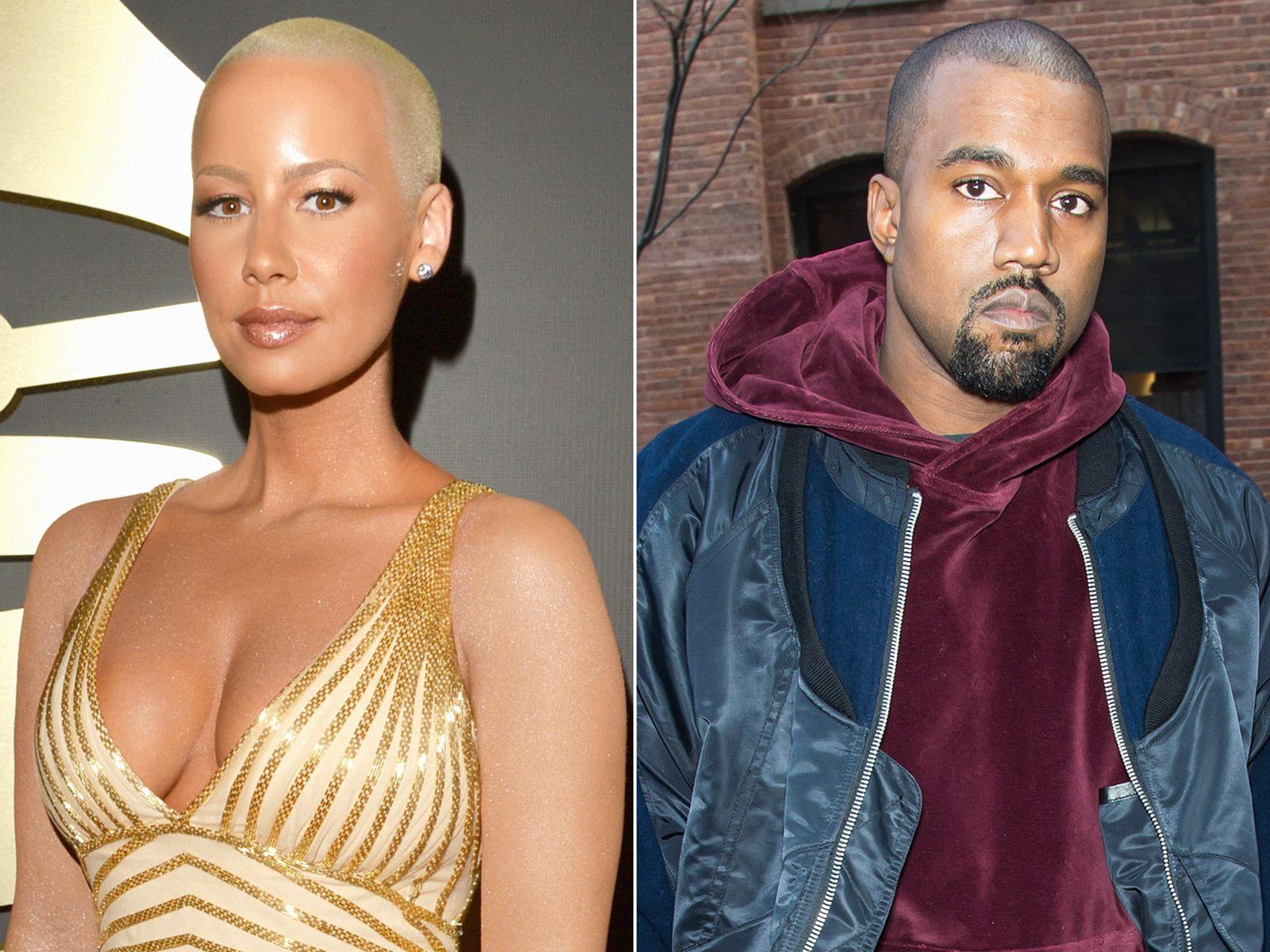 Read Amber Rose's Shocking Twitter Rant Against Kanye West