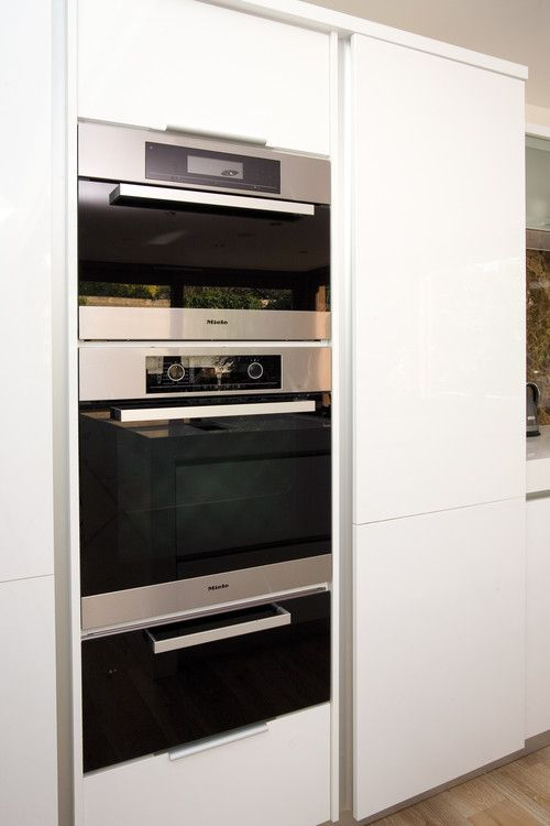 wall oven microwave