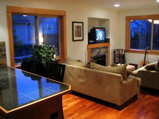 Another great living room in #Seattle #Washington