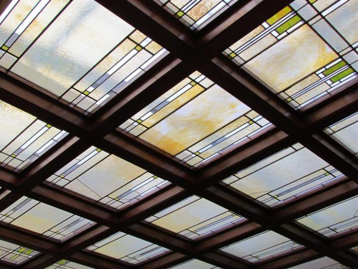 There S No Hotel In The World Quite Like This One In Iowa Hotel Iowa Road Trip Skylight