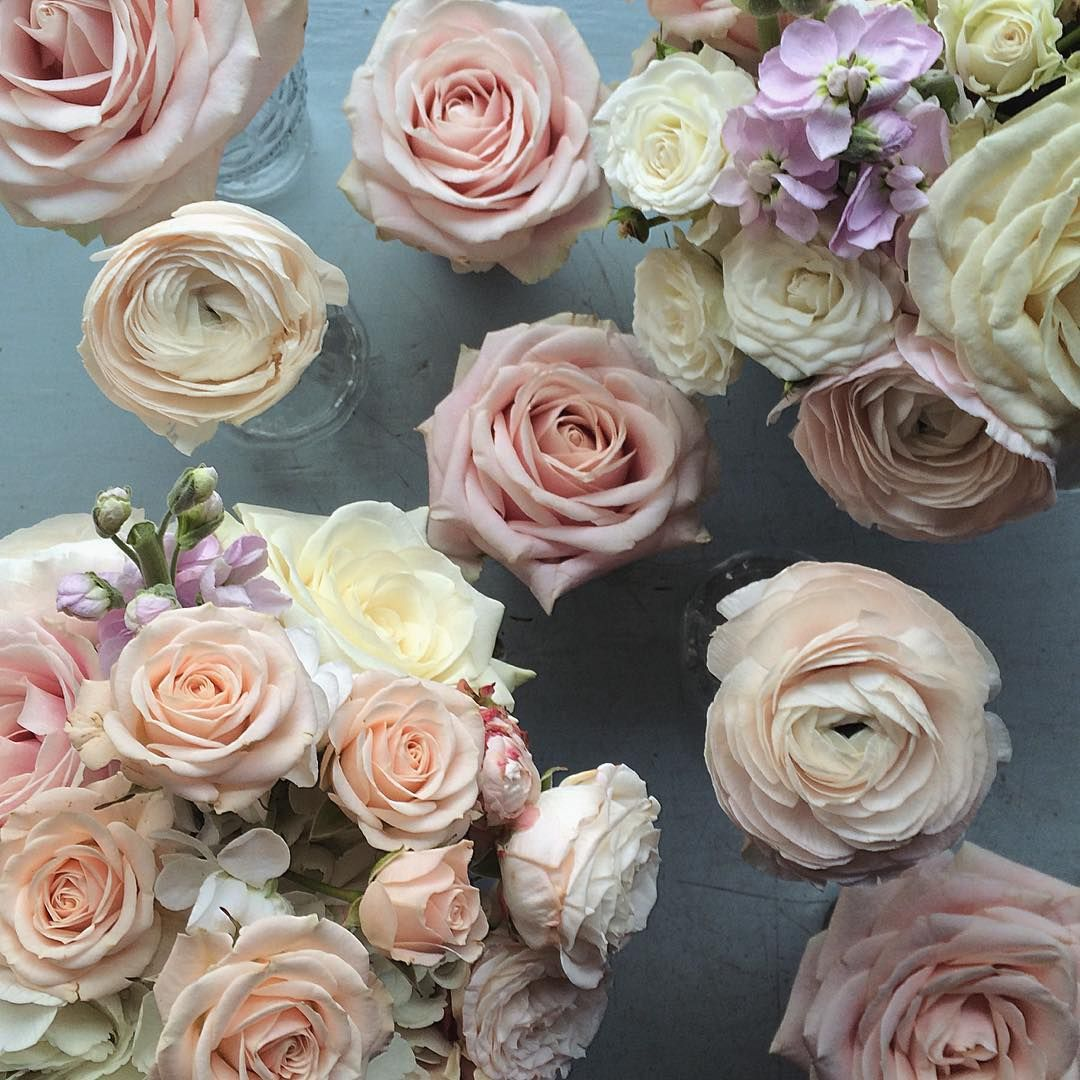 Pretty Little Flower Filled Vases Colour Is Returning At Weekend