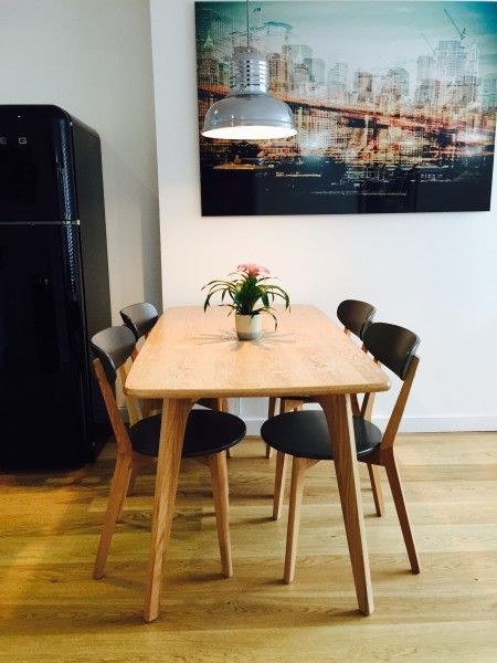 Our Customer Nicholas Nordic Dining Room Is Kitted Out With Out