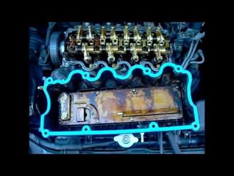Howto replace a valve cover gasket on a 2000 hyundai accent my howto replace a valve cover gasket on a 2000 hyundai accent fandeluxe Image collections