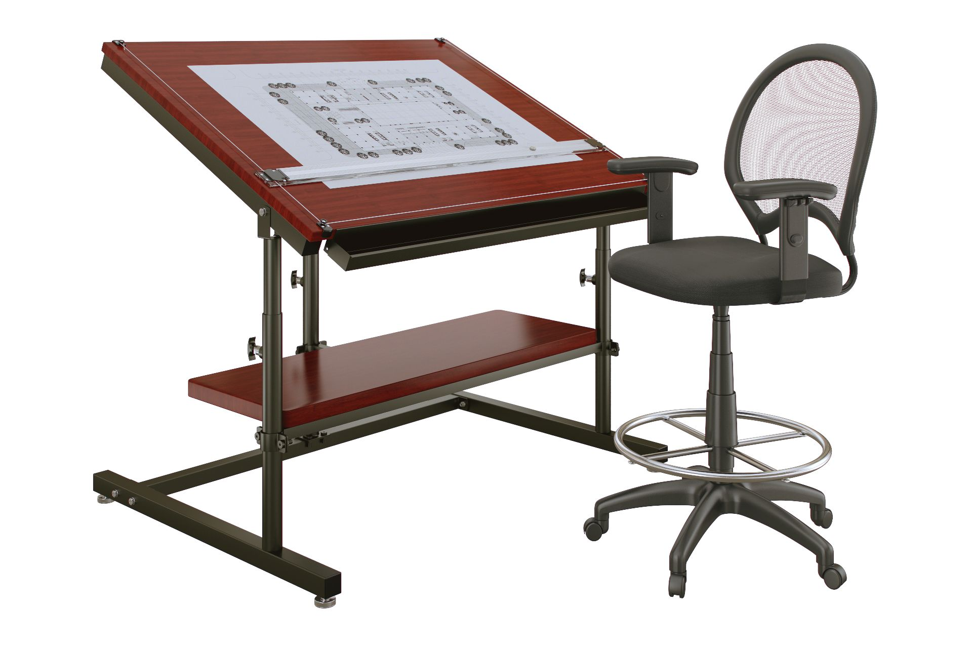 Professional Drafting Table Desk By Versa Tables Furniture