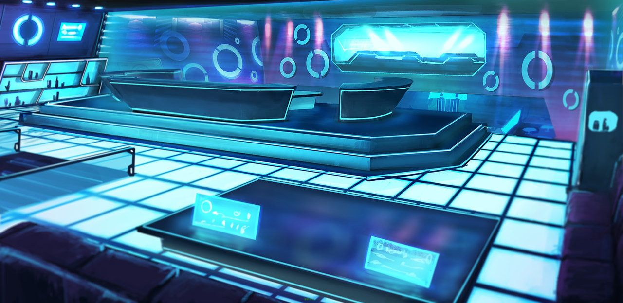 Sci Fi Nightclub P3 By Mrainbowwj Deviantart Com On