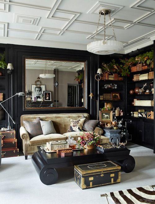 23 Modern British Interiors Romantic Living Room Interior Contemporary Living Room