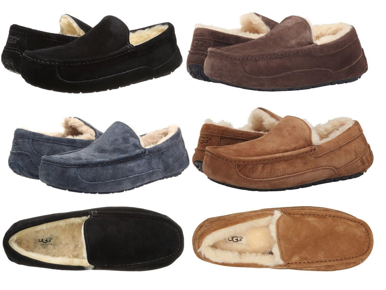 73e5c603617 ForOffice | ugg australia men's ascot slippers