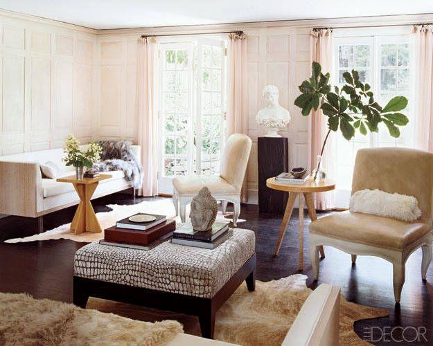 Modern Country Design elle decor   my future home   pinterest   ottomani, decorazione