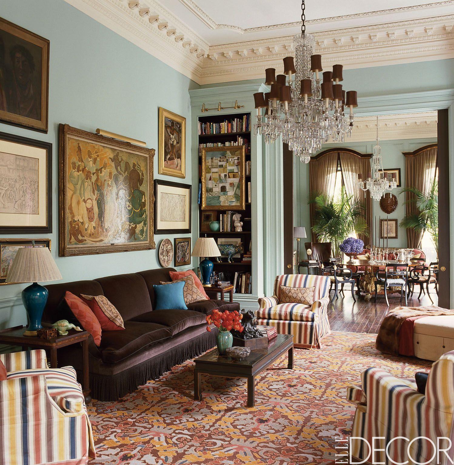 The 2019 A List 100 Of Elle Decor S Favorite Interior Designers Interior Design Elle Decor Home