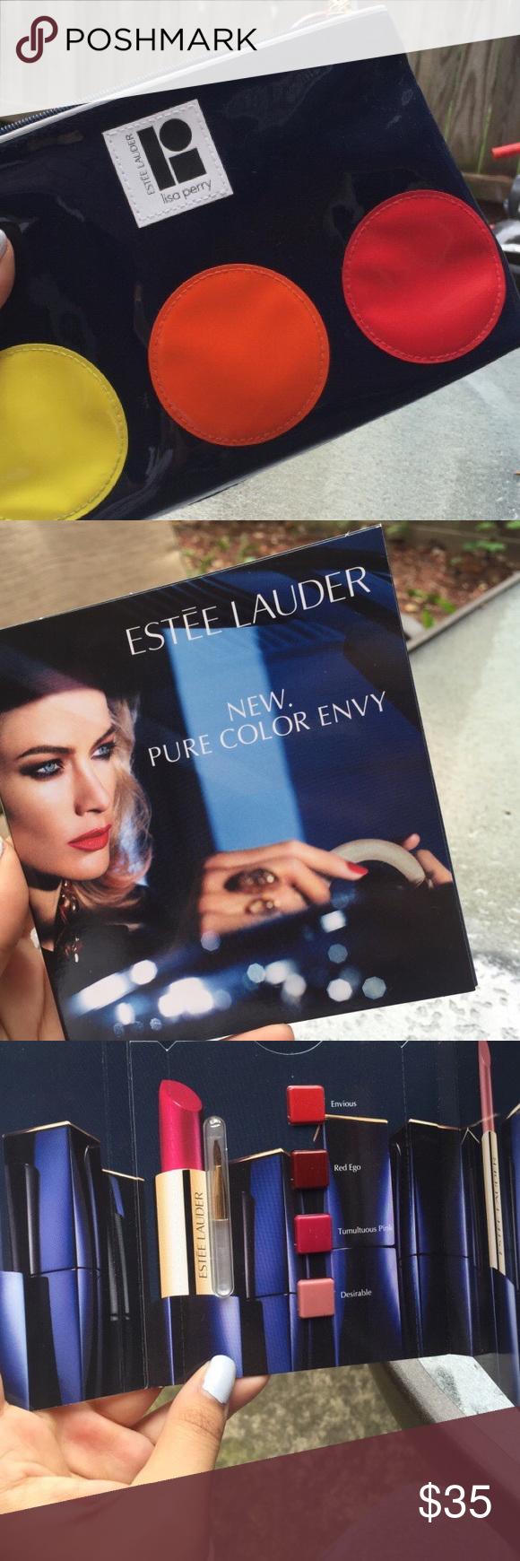 Estée Lauder makeup kit Estée Lauder x Lisa Perry cosmetic