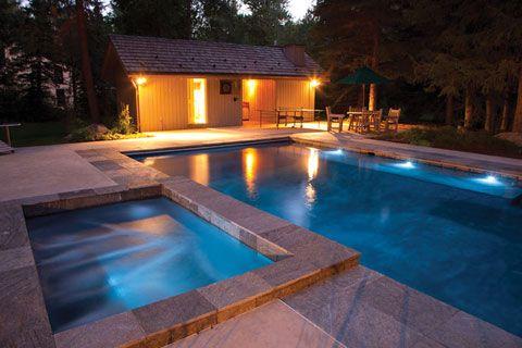 Inground Pool Landscaping Ideas