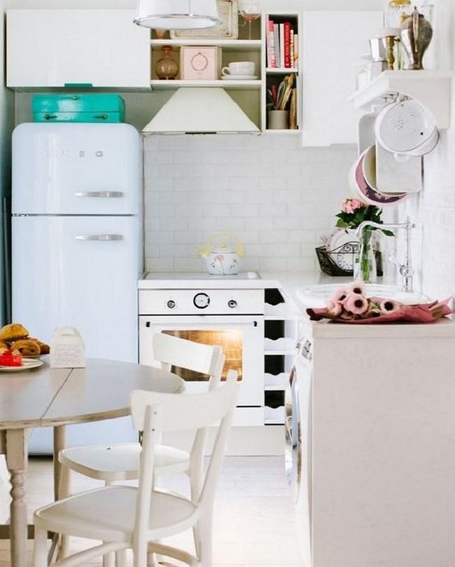 50+ Inspirations Kitchen Decor Small Space Design Inspirations
