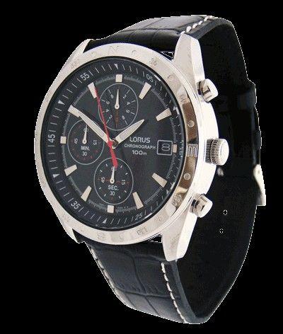 Lorus Chronograph 100m Vd57 X015 My Watches Pinterest