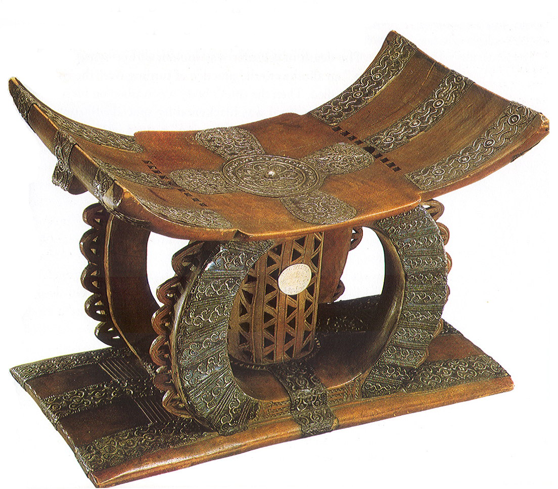 stool chair ghana chairs that rock swivel and recline africa asante royal ca 1860 taken from the palace of asantehene kofi kakari 1837 1884
