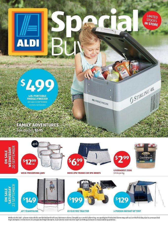 Aldi Catalogue Specials Week 38 20 26 September 2017 Http Olcatalogue Com Aldi Aldi Australia Specials Html