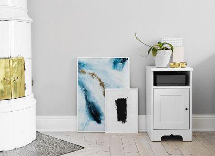 Posters In Interieur : Laat u inspireren door de scandinavische interieur en vind